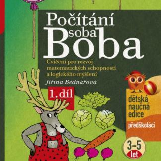 Počítání soba Boba - 1. díl (3 - 5 let)