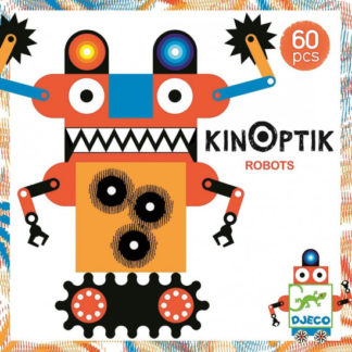 Kinoptik - roboti - 60 ks