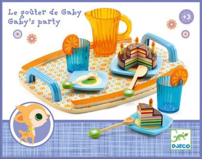 Set nádobí na párty s dortem
