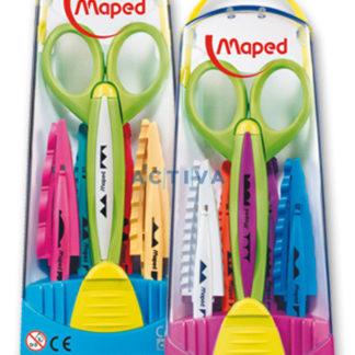 Umělecké nůžky Maped Créa Cut - mix 2 sad