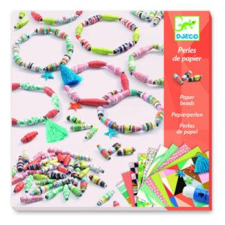 Kreativní hra - jarní náramky