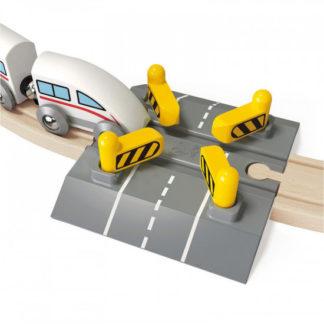 Železniční přejezd automatický