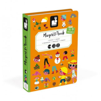 Magnetická kniha - Roční období