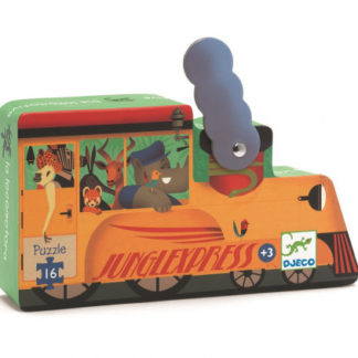 Puzzle - Vlak - 16 ks