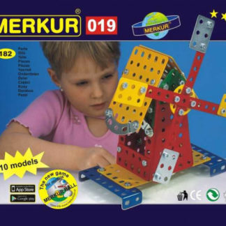 Merkur - Větrný mlýn - 182 ks
