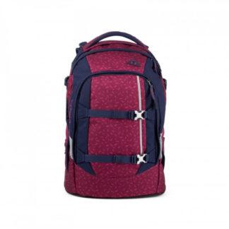 Studentský batoh Ergobag Satch - Blazing Purple