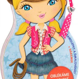 Oblékáme americké panenky Amy