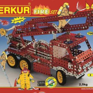 Merkur - Fire set - 708 ks