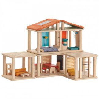 Kreativní domek pro panenky