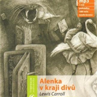 Alenka v kraji divů - audio na CD