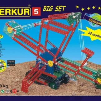 Merkur - Velký set 5 - 767 ks