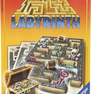 Labyrinth - Honba za pokladem