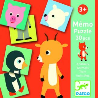 Pexeso - Animo-puzzle