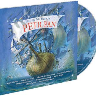 Petr Pan - audiokniha na CD