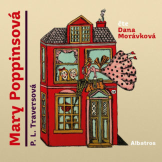 Mary Poppinsová - audiokniha na CD
