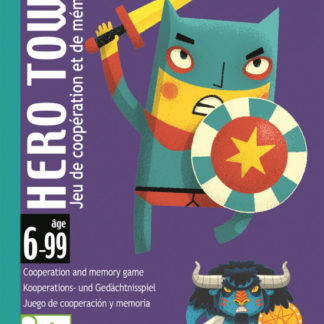 Město hrdinů - karetní hra