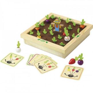 Vilac - Hra sklízení zahrádky