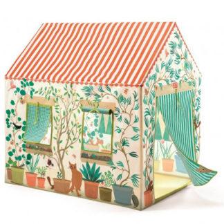 Dětský textilní domek