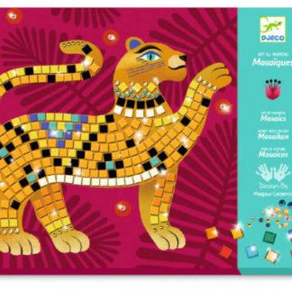 Mozaika - hluboko v džungli