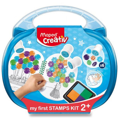 Sada MAPED Creativ Early Age Moje první razítka