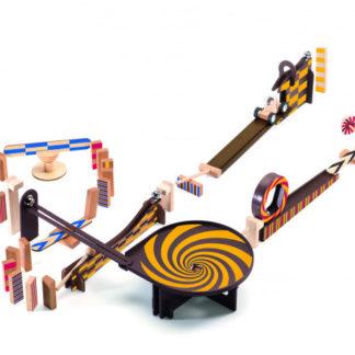 Dominová dráha Zig & Go - 45 ks