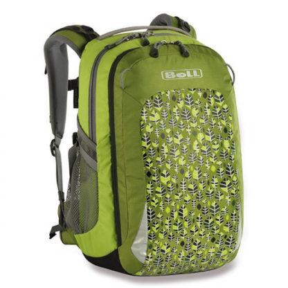 Školní batoh Boll Smart Artwork Collection 22 l (2019) listy/cedar