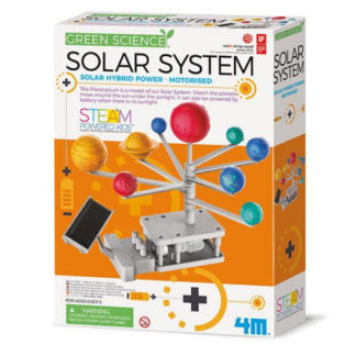 Planetárium na solární pohon
