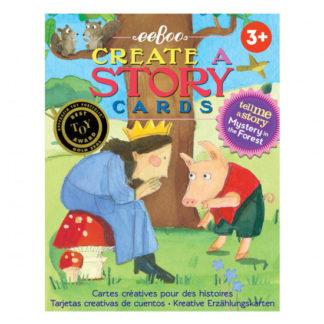 Příběhy z karet - Tajemný les
