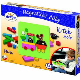 Magnetické dílky Krtek - Mini