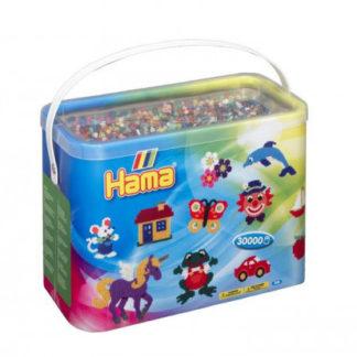 Hama Midi - korálky mix 30 000 ks