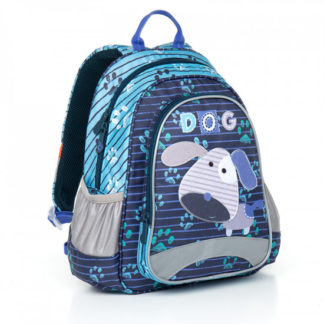 Dětský batoh Topgal  - CHI 836 D Blue