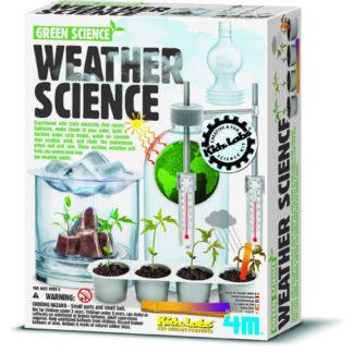 Věda o počasí