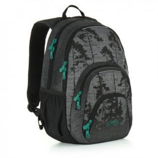 Studentský batoh Topgal - HIT 896 C - Grey