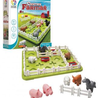Chytrý farmář