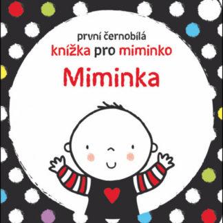 První černobílá knížka pro miminko - Miminka