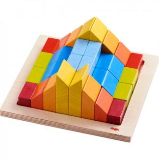 3D kreativní kostky - 28 ks