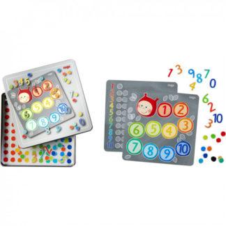 Magnetická hra - čísla