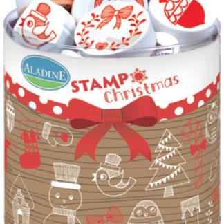 Stampo christmas - ulítlé Vánoce