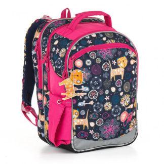 Školní batoh Topgal  -  CHI 876 D - Blue
