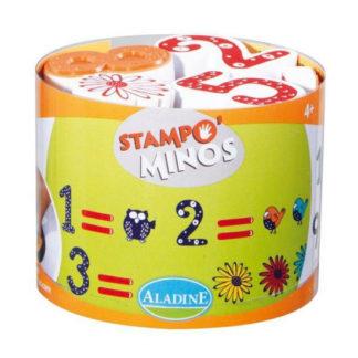 Dětská razítka StampoMinos - Číslice