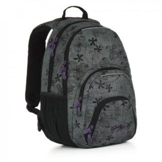 Studentský batoh Topgal - HIT 897 C - Grey