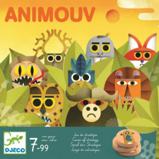 Animouv - Zvířátka v pohybu