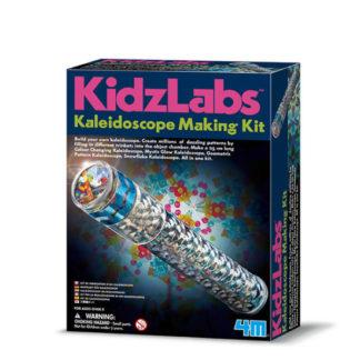 Výroba kaleidoskopu