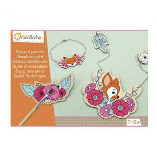 Kreativní set - dětské šperky