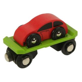 Bigjigs - Vagon s autem