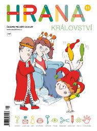 Časopis - HRANA království