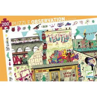 Puzzle - Street art - 200 ks