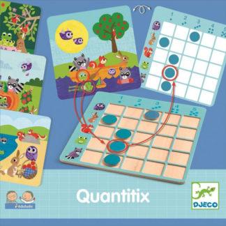 Quantitix - počítáme do 5