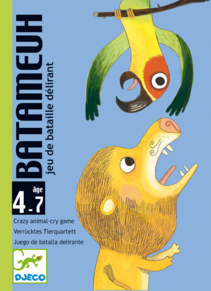 Batameuh - karetní hra