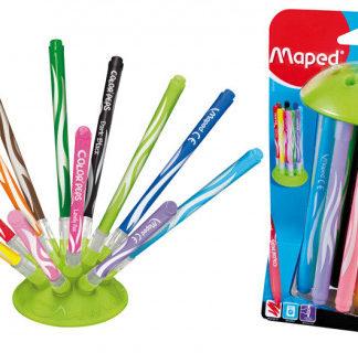 Dětské fixy Maped Color´Peps Jungle Innovation - 12 barev